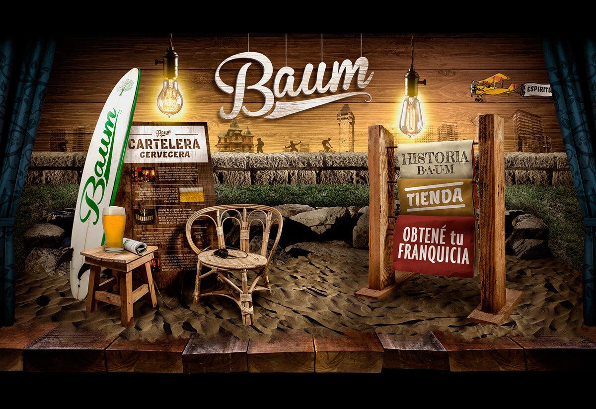 Baum La Costa. Arte, ilustraciones, diseño