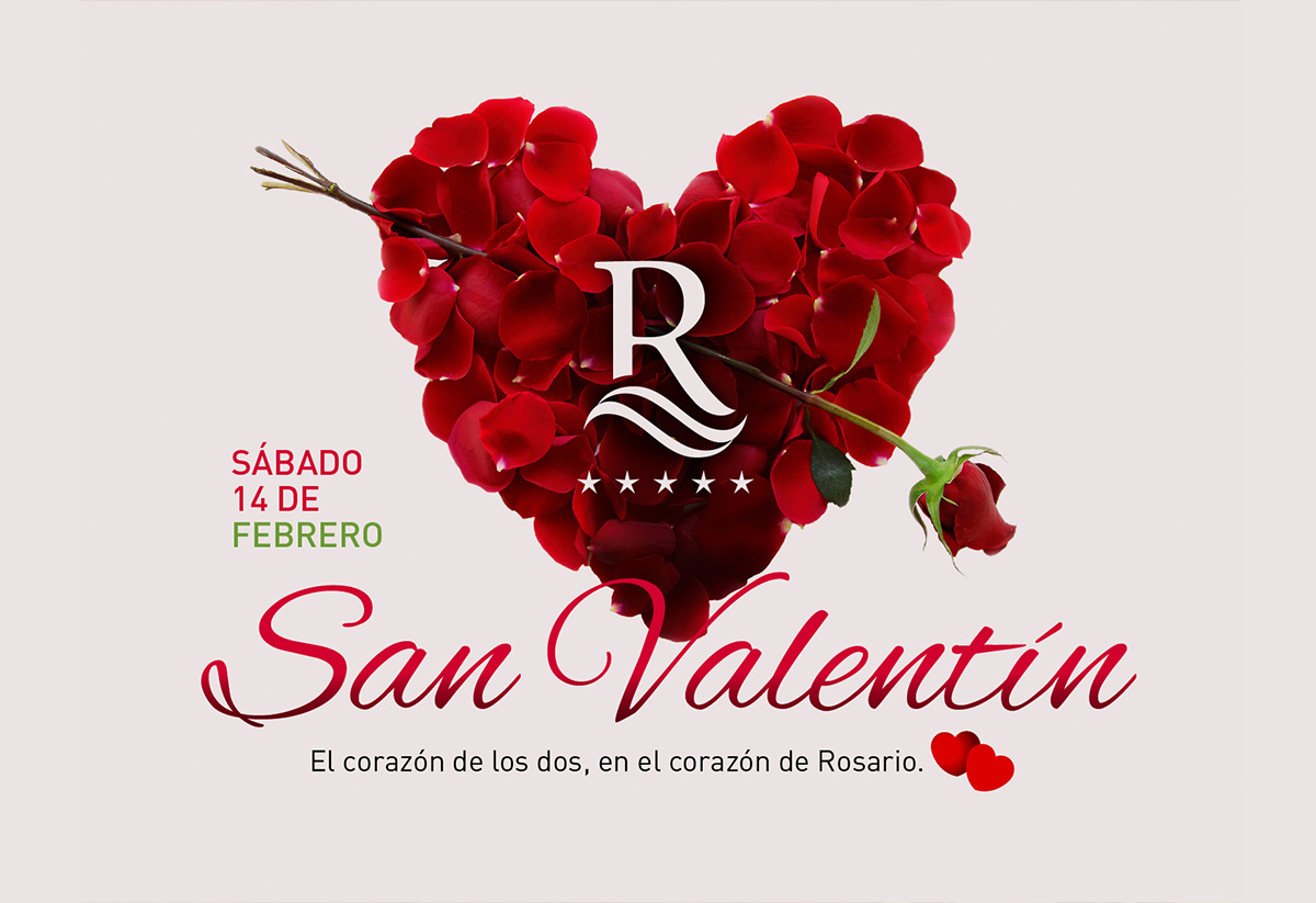 Rostower San Valentín. Marketing, difusión.